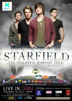 Starfield Cebu